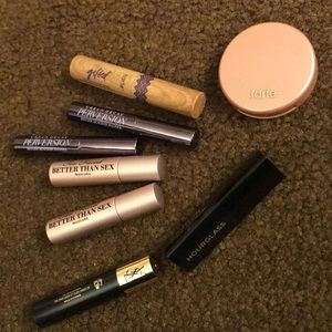 Other - Deluxe sample lot - mascara blush tarte too faced